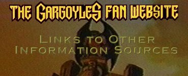 The Gargoyles Fan Website - Links